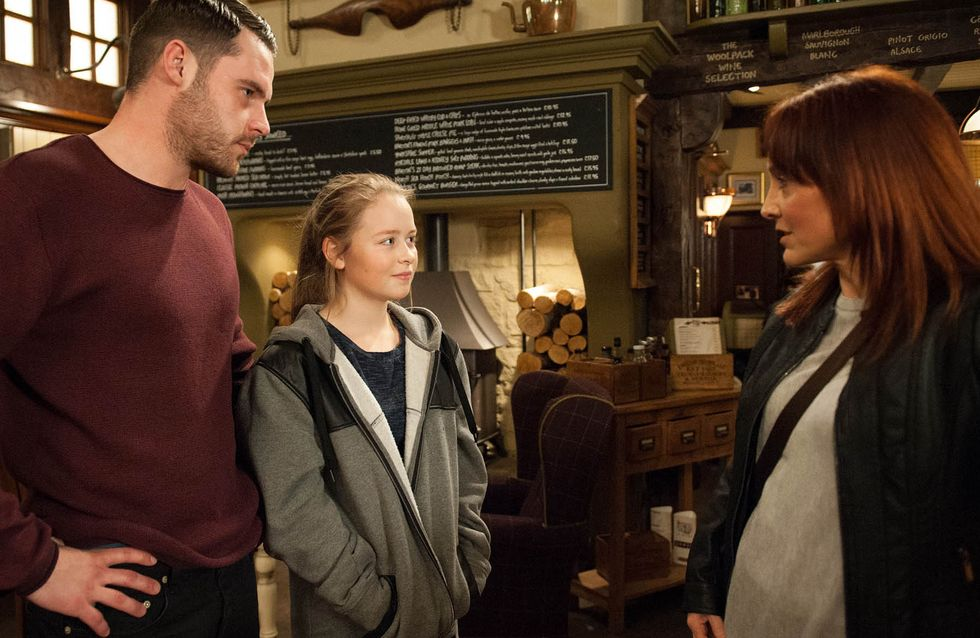 Emmerdale 19/4 - Pierce takes action to find the truth out about Tess's death