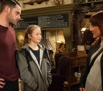 Emmerdale 20/4 - Andy gets on the wrong side of Cain going to Moira