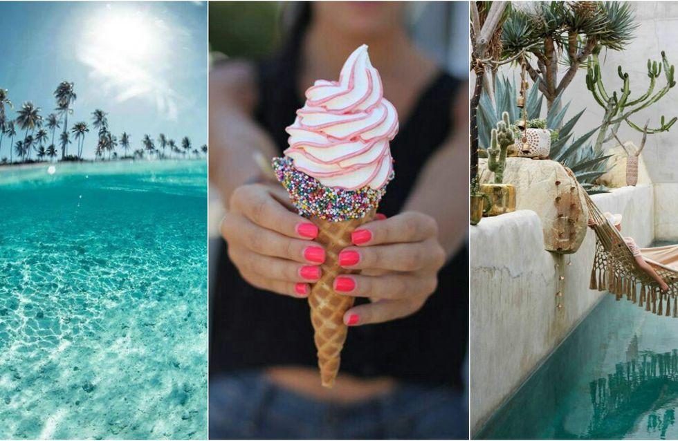 Ces photos qui nous donnent trop hâte d'être en été