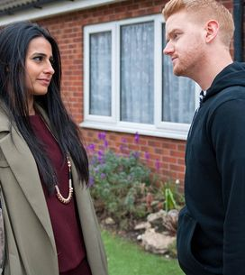 Coronation Street 20/04 - Michelle is torn between two men