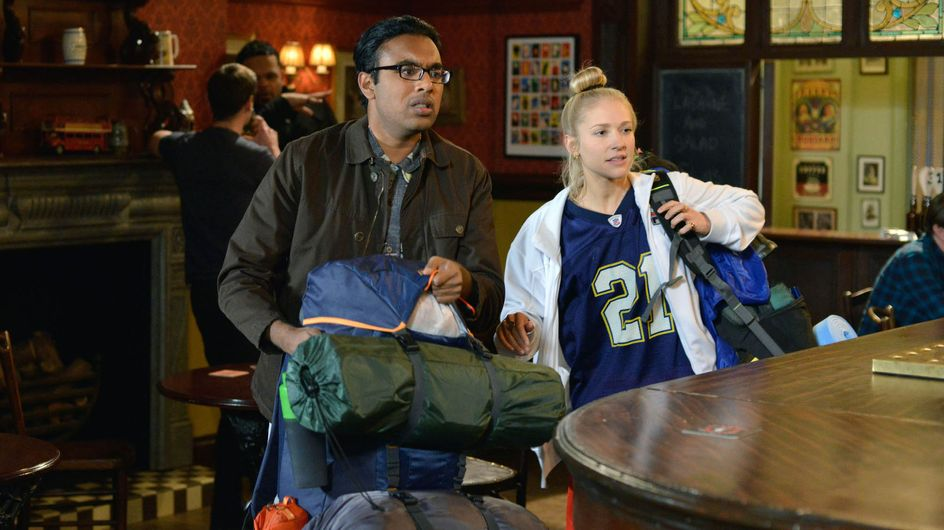 Eastenders 22/4 - Jack takes matters into his own hands leading to a shocking discovery