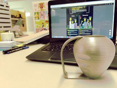 La No Spill Cup