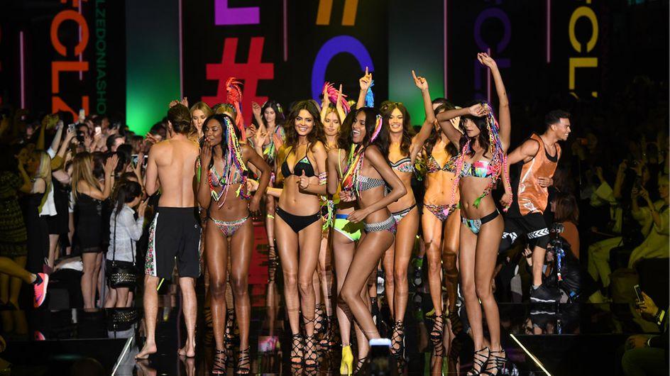 Calzedonia anticipa las tendencias de moda baño 2016