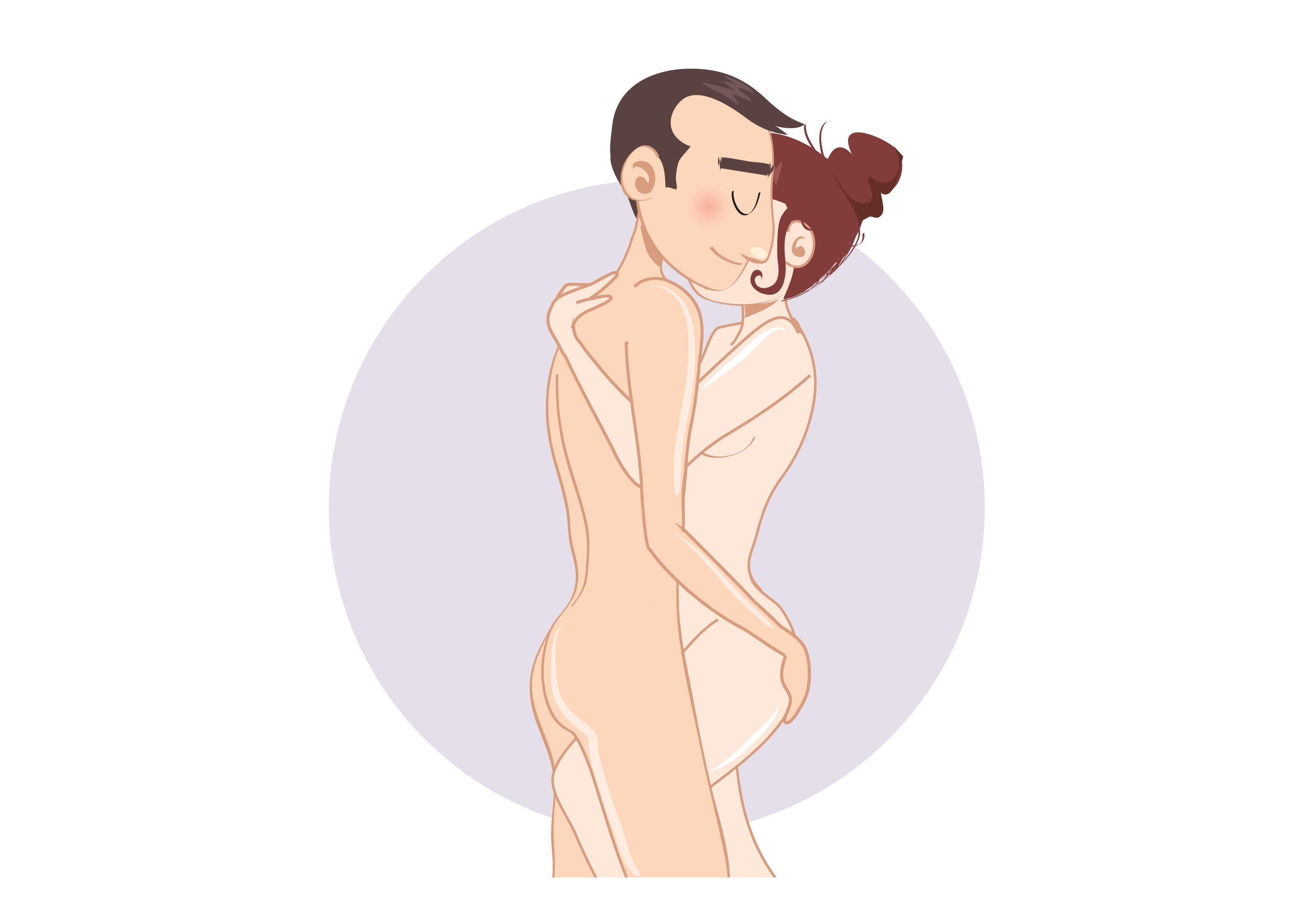 Kuscheln sex Erotik Sex