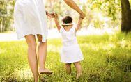 5 Gedanken, die jeder Mama durch den Kopf gehen, wenn ihr Baby die ersten Schrit