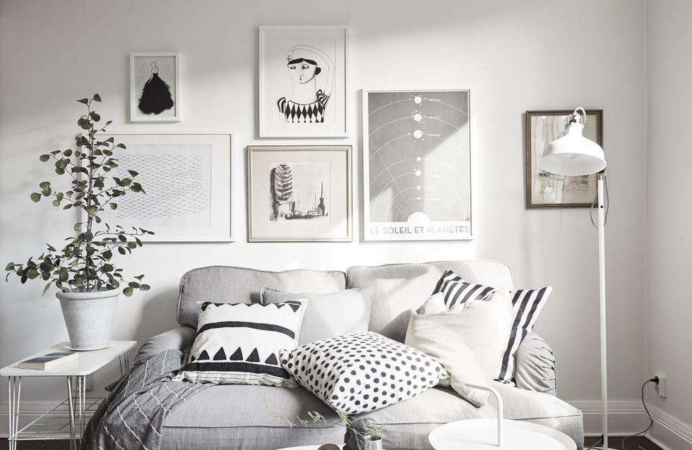 11 diseños para enmarcar que darán vida a tus paredes
