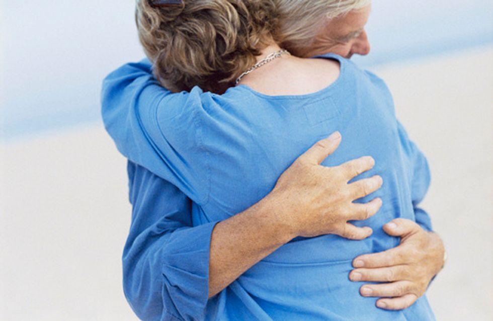 Lontani da 40 anni, finalmente si ritrovano e... continuano ad amarsi
