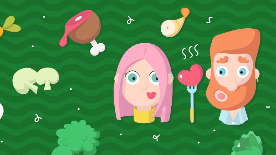 Infografía: ¿qué es el Mindful eating?