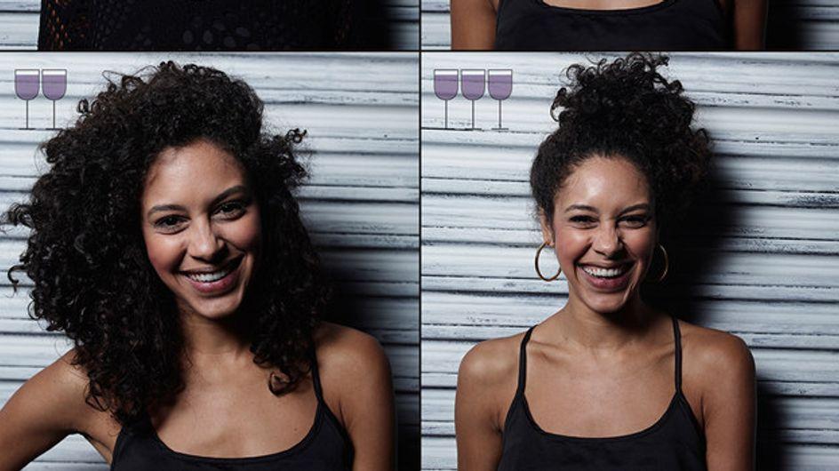Come cambia il nostro viso dopo 1, 2, o... 3 bicchieri di vino? (foto)