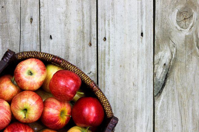 frutas que estrinen bebes
