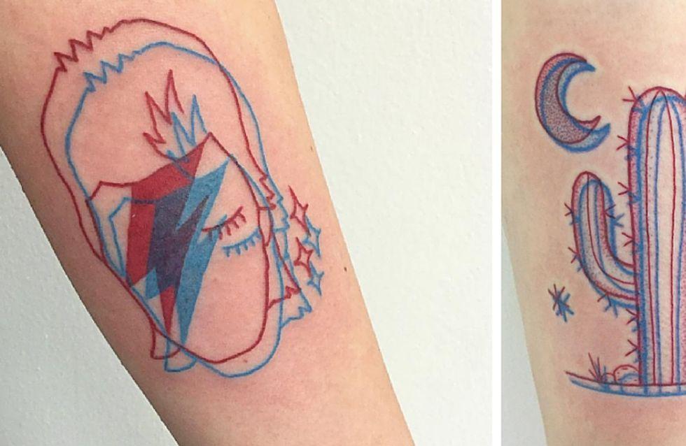 Tatuaggi 3D, il nuovo trend che spopola in America