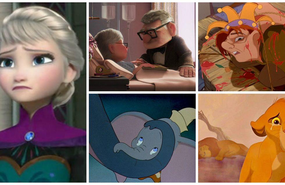 Ces scènes Disney qui nous font toujours pleurer (Vidéo)