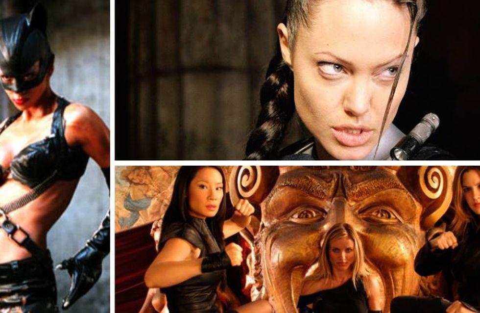 Ces héroïnes qui prouvent que les femmes sont les meilleures (Vidéo)