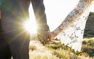 So romantisch: Die schönsten Hochzeitswünsche für das frischverheiratete Paar
