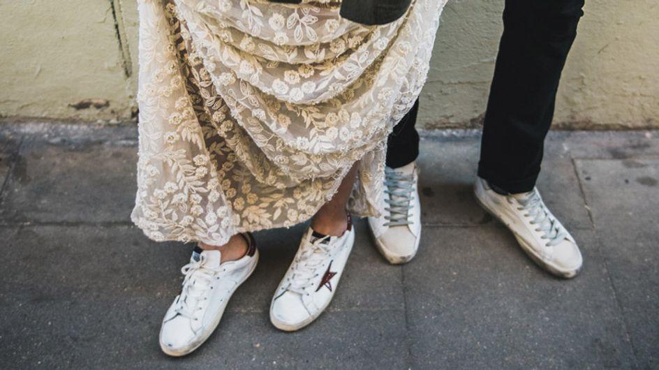 ¿Zapatos de novia cómodos? Sí, quiero