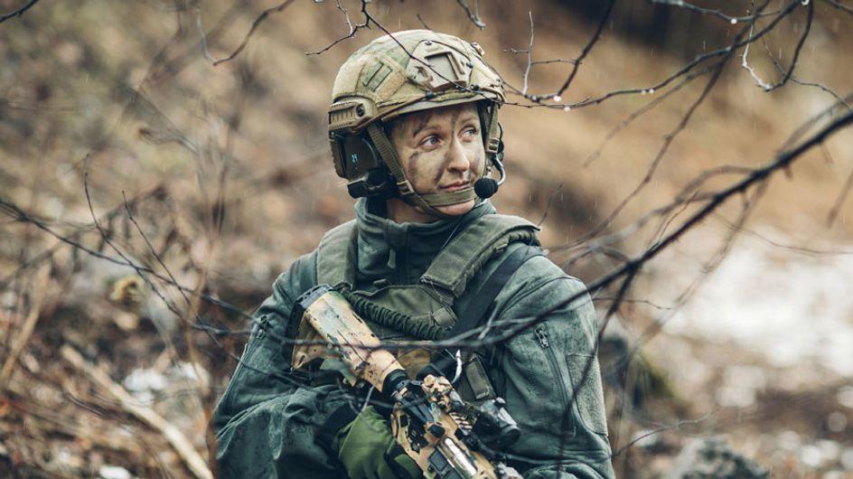 Cazadoras de Noruega, la primera fuerza especial de élite formada exclusivamente por mujeres