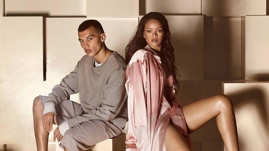 Qui veut des claquettes en fausse fourrure signées Rihanna ? (Photos)