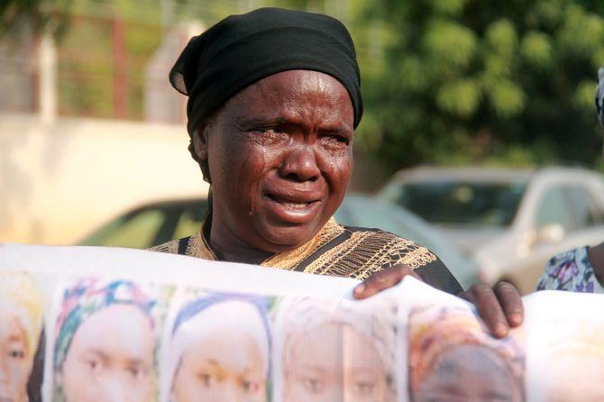 Une mère manifeste pour que lui soit rendue sa fille