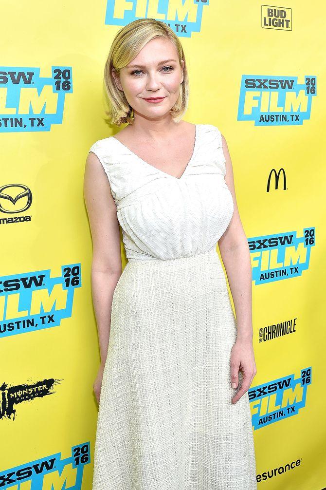 Kirsten Dunst.