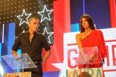 Carlos Lozano y Laura Matamoros