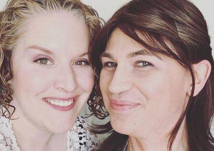 Amanda et Zoe