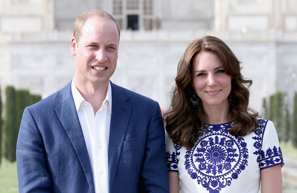 Kate Middleton et le Prince William rendent un bel hommage à Diana (Photos)