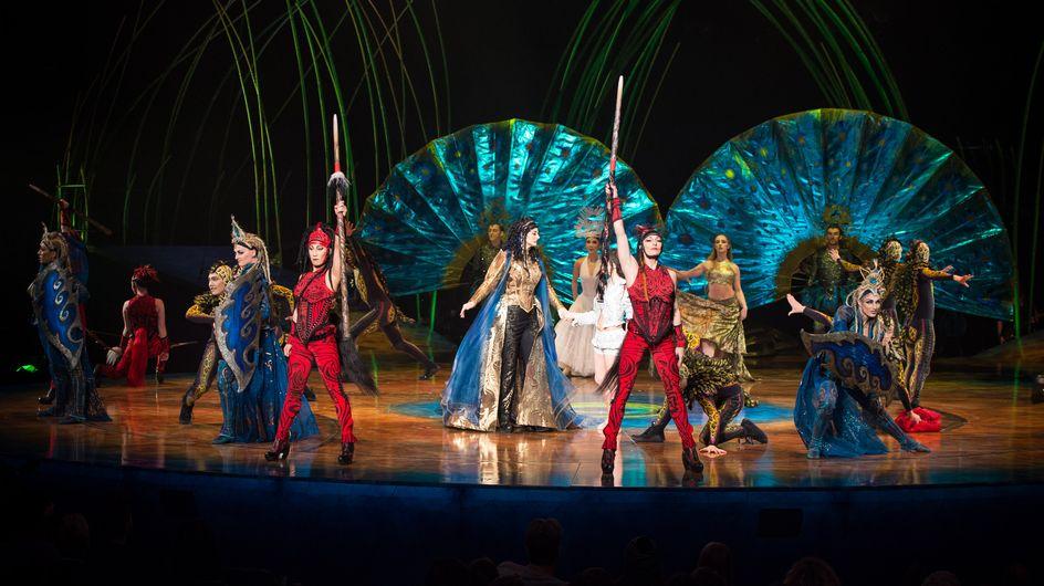 """Le Cirque du Soleil boycotte la Caroline du Nord à cause de sa """"loi anti transgenre"""""""