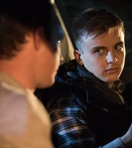 Hollyoaks 25/4 - Holly turns the tables on Cleo