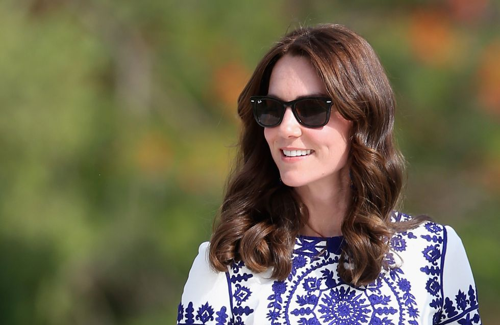 Le marathon mode de Kate Middleton en Inde