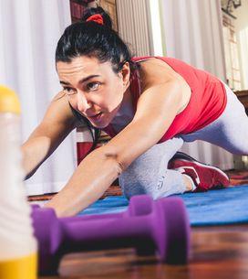Faça em casa: 7 exercícios simples para glúteos, abdômen e pernas