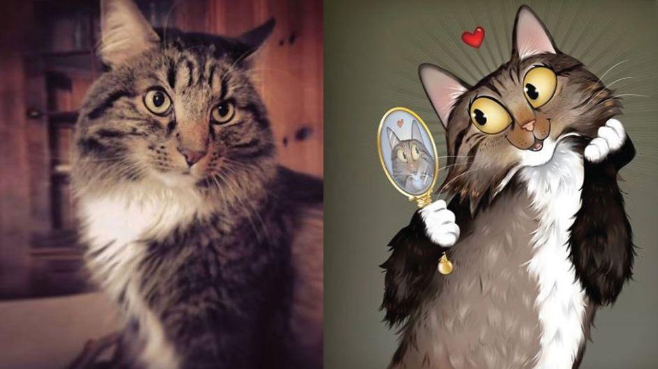22 divertidísimas ilustraciones de mascotas hechas según su personalidad