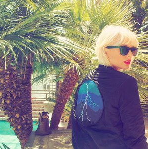 Taylor Swift durant Coachella 2016