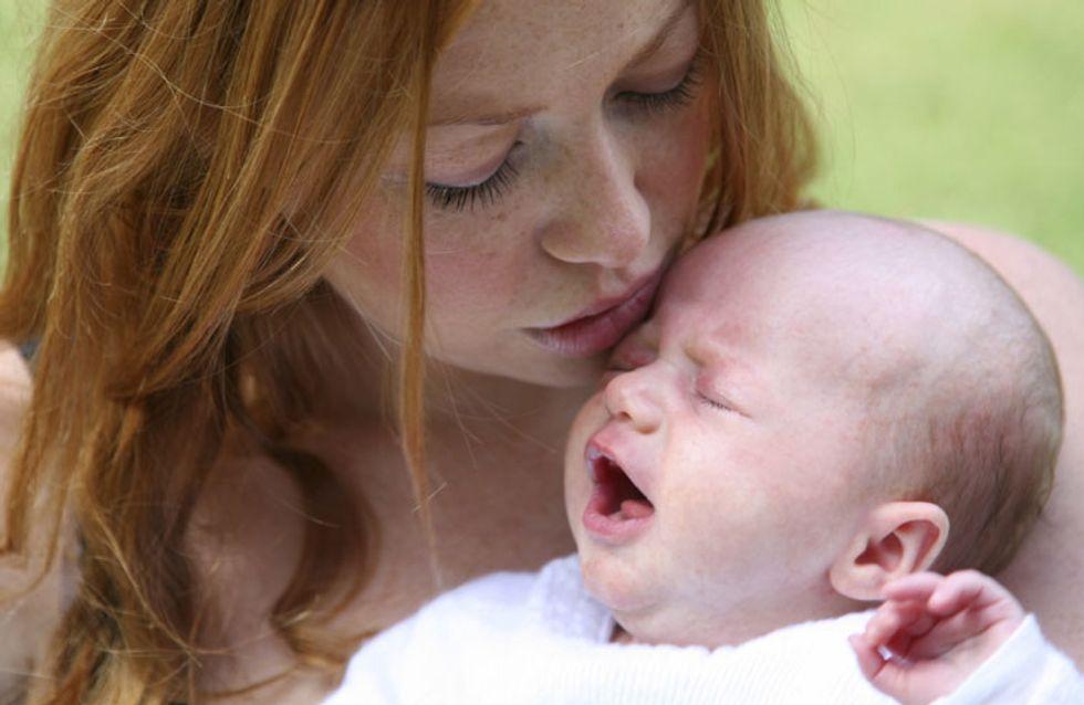 Besser verkneifen: 10 Sätze, die man zu Mamas mit weinenden Babys nicht sagen sollte