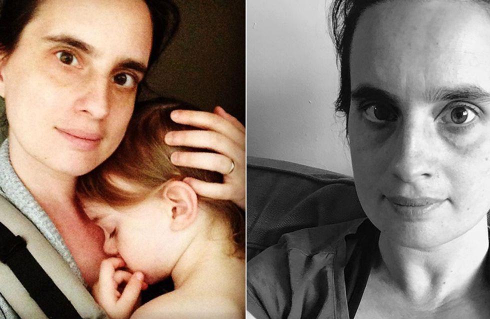 Schlafmangel ist für Eltern der Normalzustand - Diese Mutter spricht deshalb allen aus der Seele