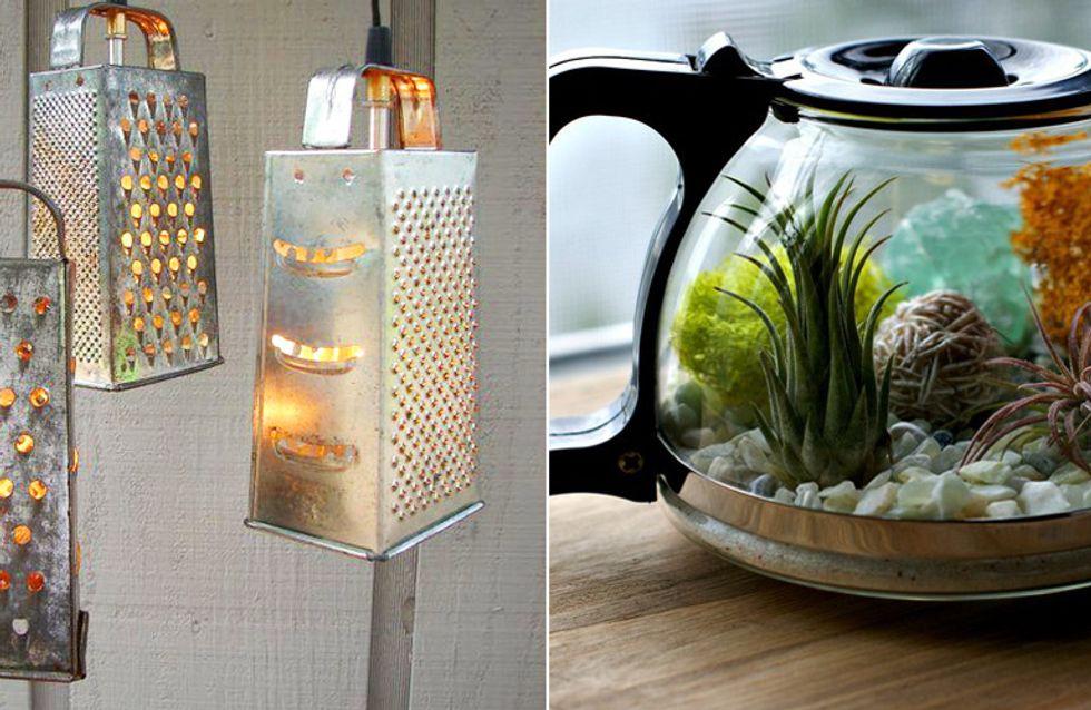 5 Geniale Diy Upcycling Ideen Für Ausrangierten Küchenkram