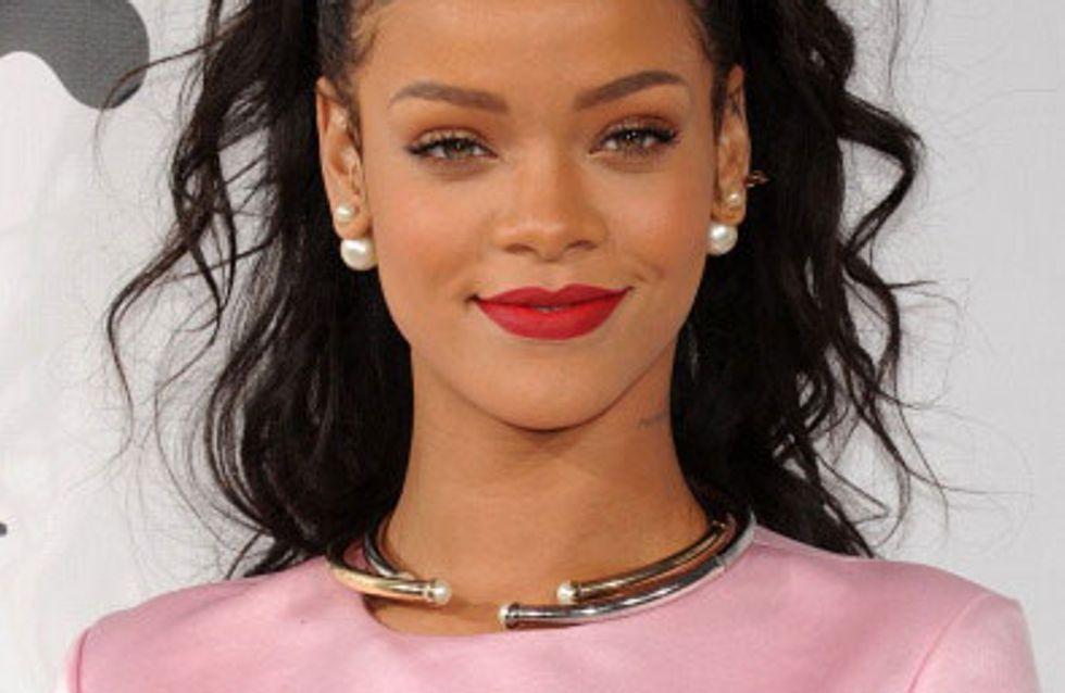 Cue The Feels! Rihanna's Finally Launching Her Very Own Fenty Beauty Range Soon