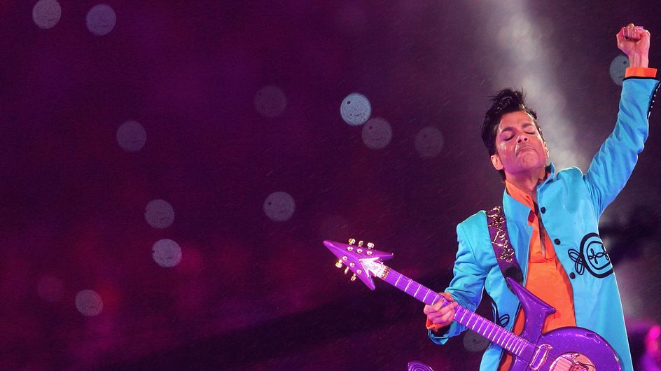 Prince Dies Aged 57: His Life In Pictures
