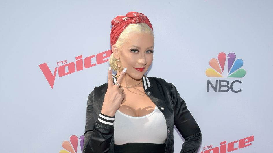 Christina Aguilera est notre pire look de la semaine