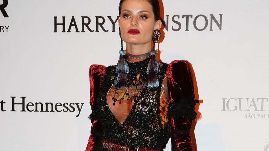 Isabeli Fontana, peor look de la semana
