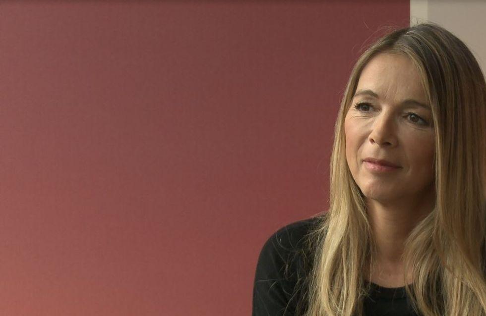 """Hélène Rollès : """"Je ne suis pas nostalgique d'Hélène et les garçons"""" (Interview Vidéo)"""