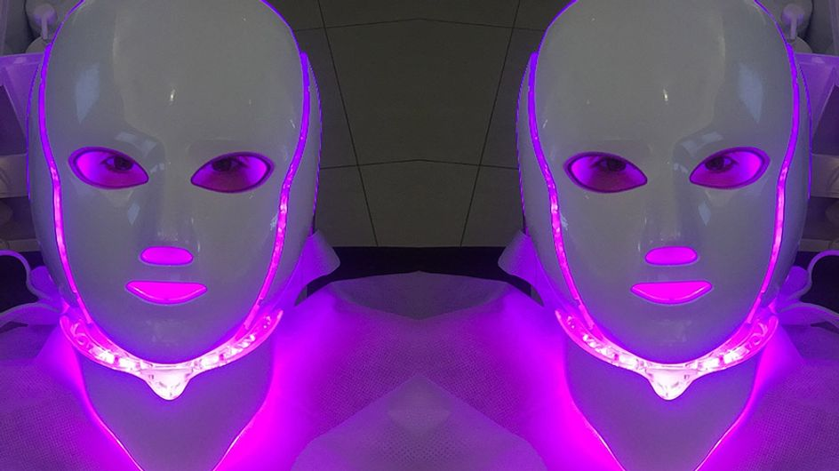 We Tried The Phantom Facial & This Is What Happened