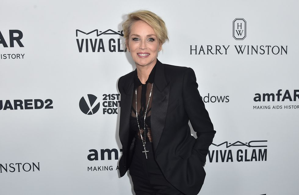 Sharon Stone pose sans maquillage sur Instagram (Photos)