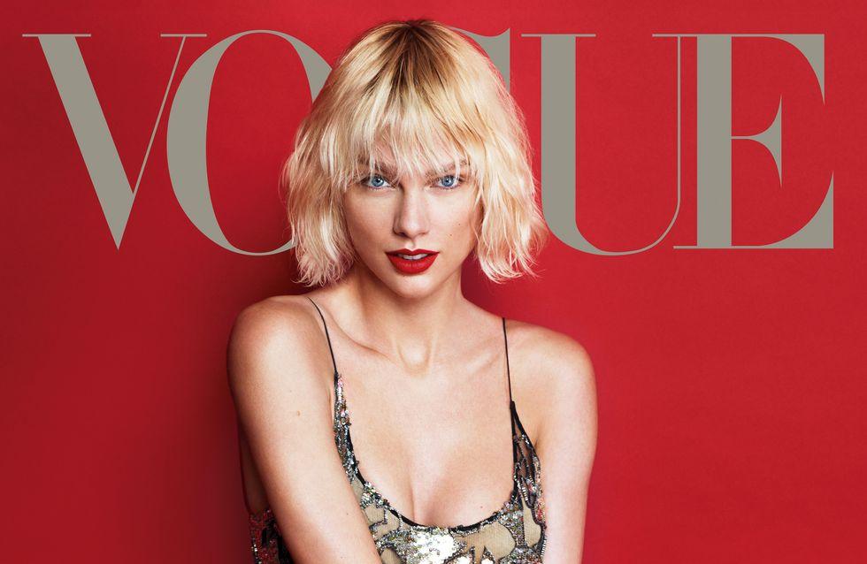 Taylor Swift y otros artistas que cambiaron radicalmente su imagen