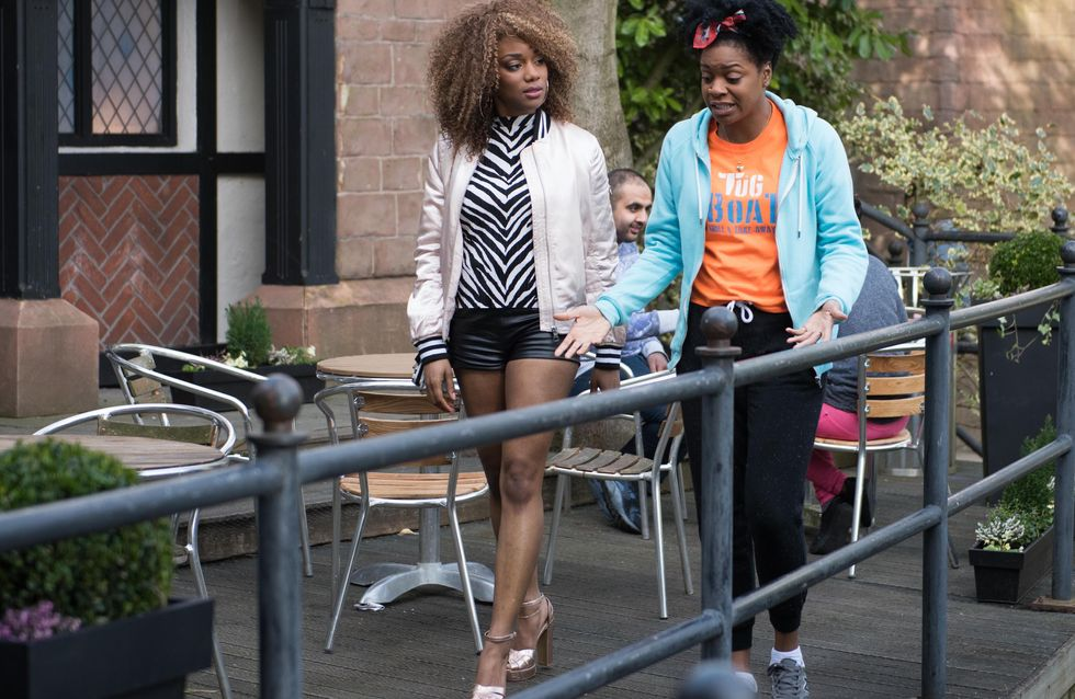 Hollyoaks 02/5 - Lisa lashes out when the truth is revealed about Sonia