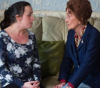 Eastenders 03/5 - A nervous Kyle and Stacey prepare for Alison's visit