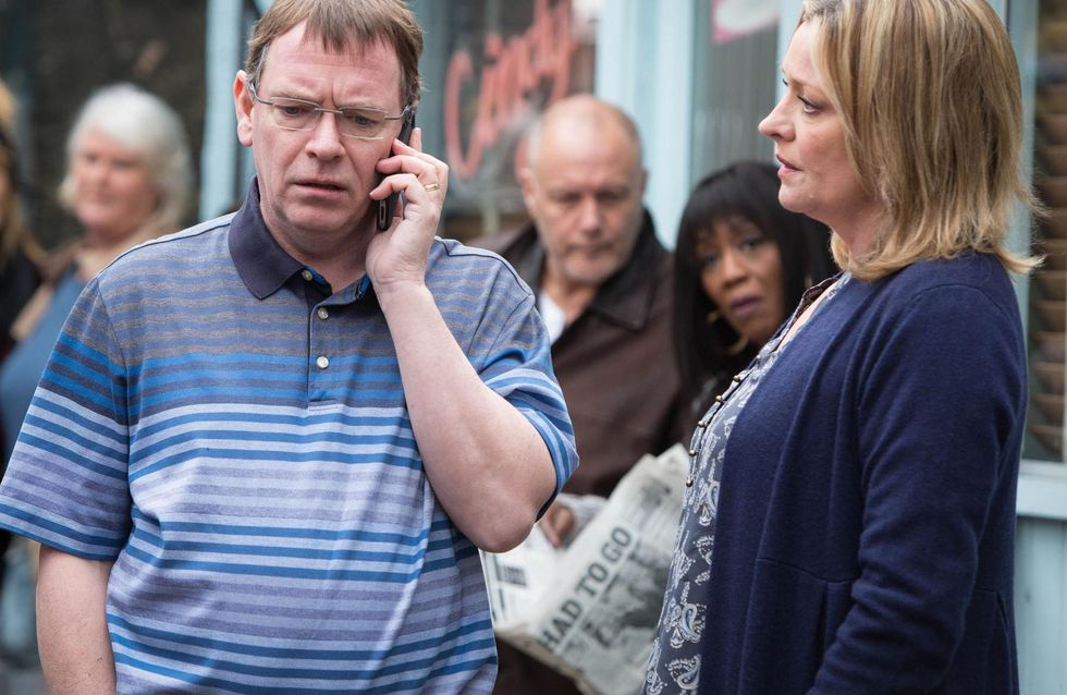 Eastenders 06/5 - Ronnie faces an upsetting reality about her sister