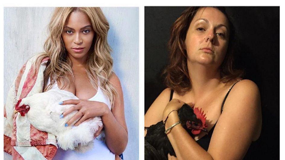 La humorista que se ríe de las fotos de los famosos en Instagram