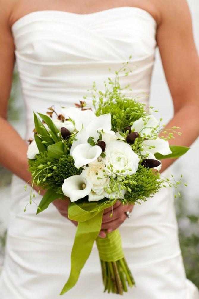 Bouquet Sposa Calle E Orchidee.Bouquet Sposa Sceglierlo In Base Al Significato Dei Fiori