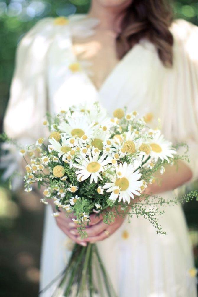 Bouquet Sposa Margherite.Bouquet Sposa Sceglierlo In Base Al Significato Dei Fiori