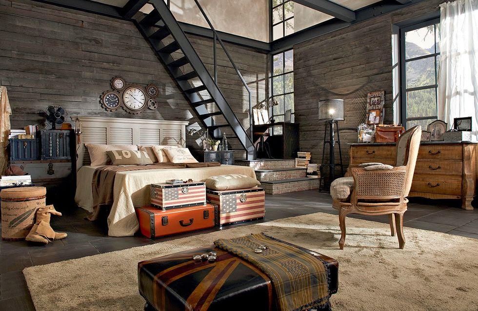 7 claves para conseguir el estilo industrial en casa